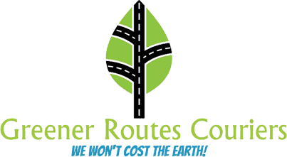 Greener Routes Couriers, Logo